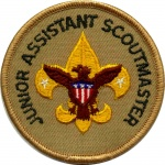 150px-JuniorAssistantScoutmasterPatch