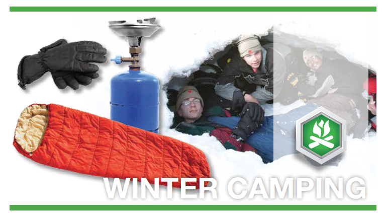 WInter Camping 2